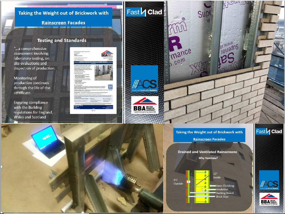 Online CPD Presentation 'Taking the Weight out of Brickwork'